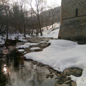Torrente Acerreta Neve