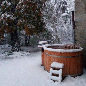 Weekend Sotto La Neve A Borgo Corniola